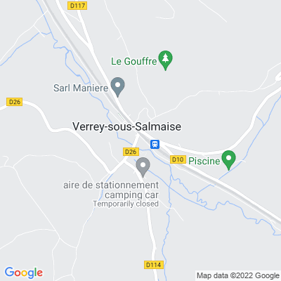 bed and breakfast Verrey-sous-Salmaise