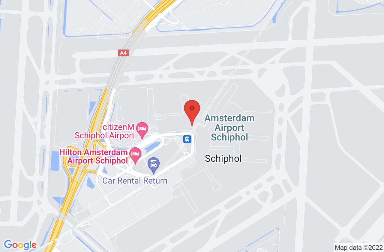 Servisair Amsterdam B.V. on Google Maps