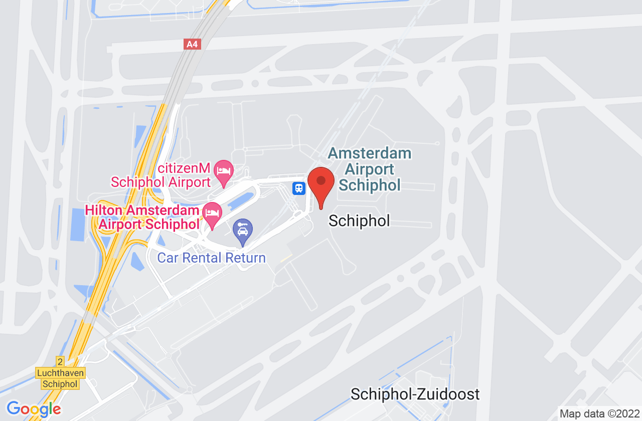 TUI Nederland N.V. on Google Maps
