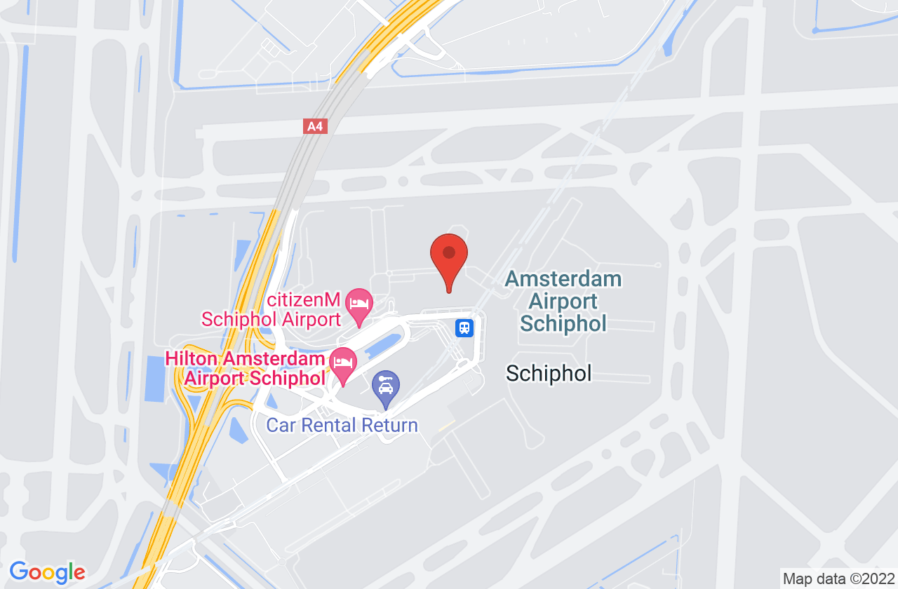 Thomas Cook Nederland on Google Maps