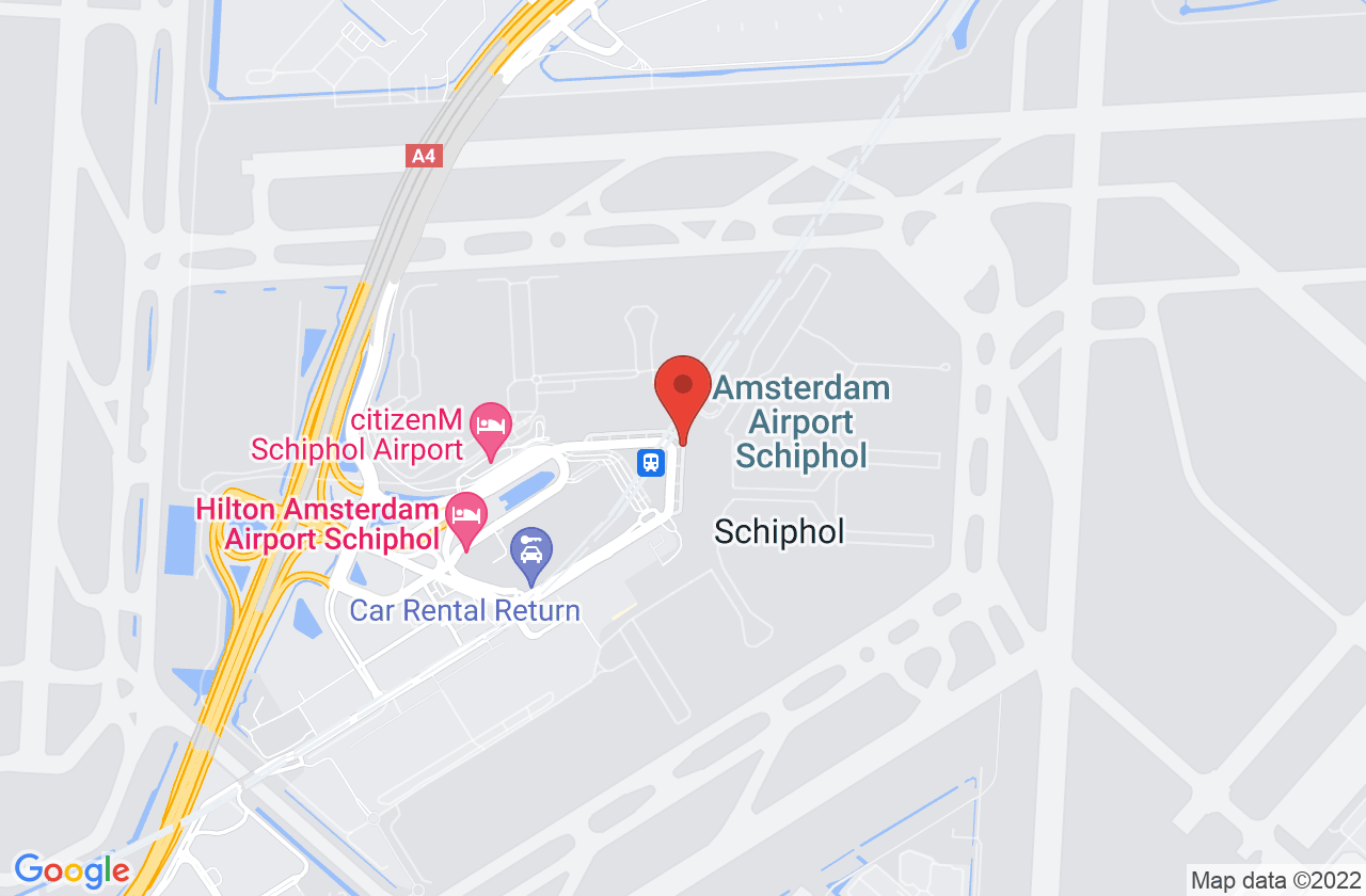 Royal Jordanian Airlines on Google Maps