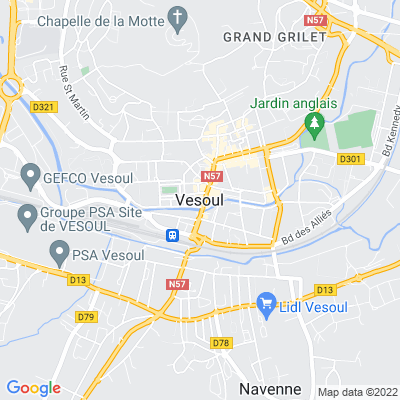 bed and breakfast Vesoul