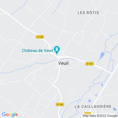 bed and breakfast Veuil