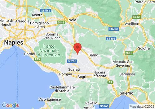 Localisation de D'AMORA TRASPORTI
