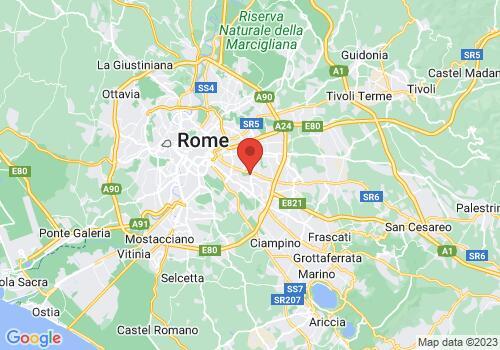 Localisation de BALDO TRASPORTI