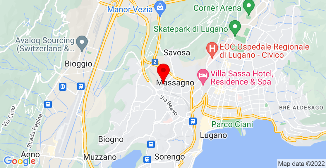 Via Lepori 14,16, 18, 6900 Massagno