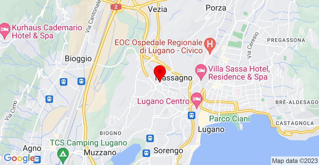 Via Lepori 16, 18, 6900 Massagno