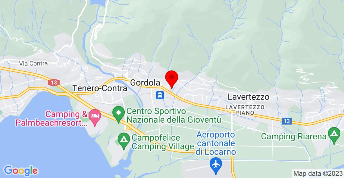 Via San Gottardo 119, 6596 Gordola
