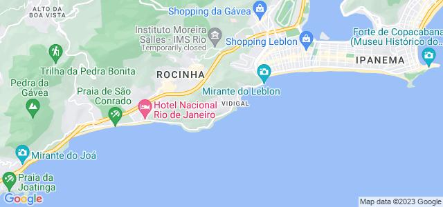 Vidigal, Rio de Janeiro