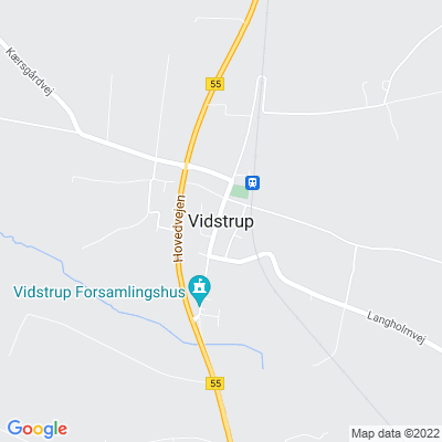 bed and breakfast Vidstrup