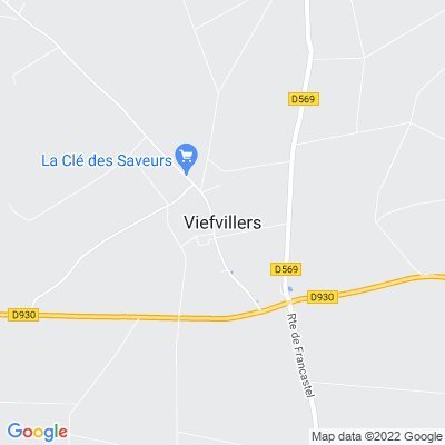 bed and breakfast Viefvillers