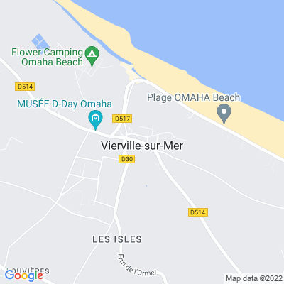 bed and breakfast Vierville-sur-Mer