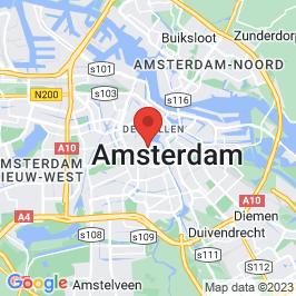 Google map of De Bazel, Amsterdam
