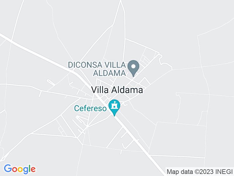 Villa Aldama, Veracruz