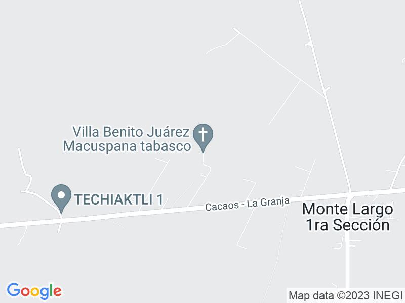 Villa Aldama 1a. Sección, Tabasco