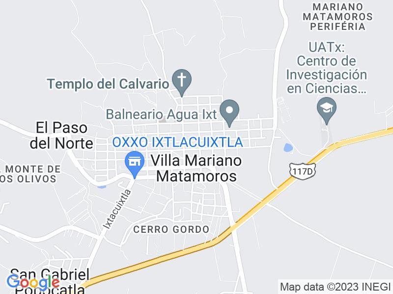 Villa Mariano Matamoros, Tlaxcala