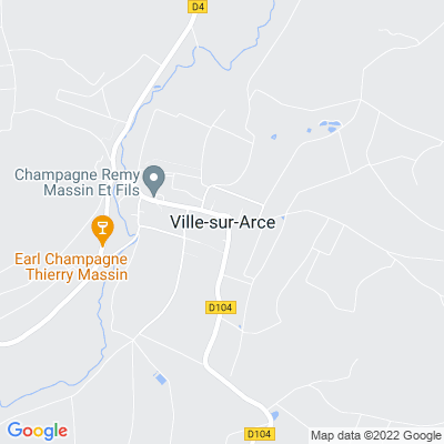 bed and breakfast Ville-sur-Arce