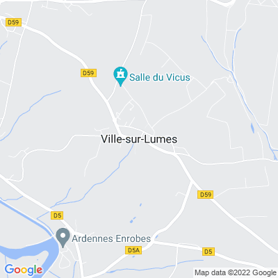 bed and breakfast Ville-sur-Lumes