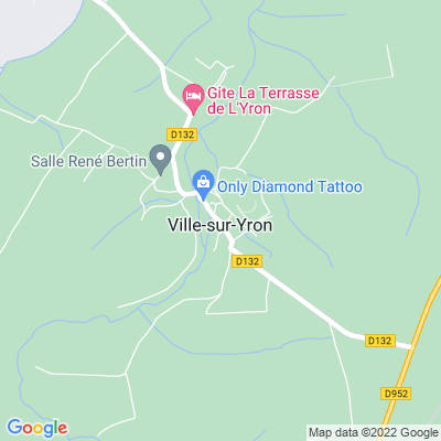 bed and breakfast Ville-sur-Yron