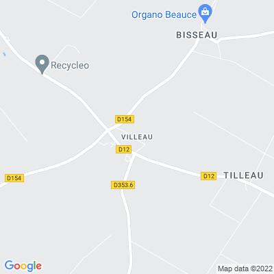 bed and breakfast Villeau
