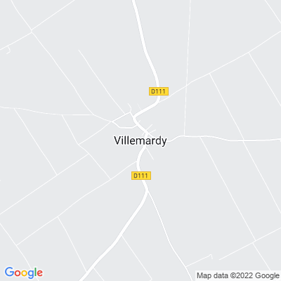 bed and breakfast Villemardy