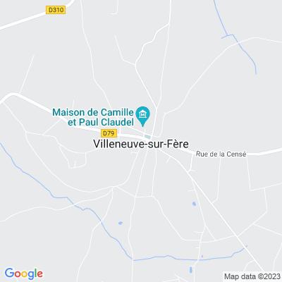 bed and breakfast Villeneuve-sur-Fère