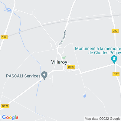 bed and breakfast Villeroy