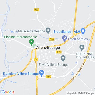 bed and breakfast Villers-Bocage