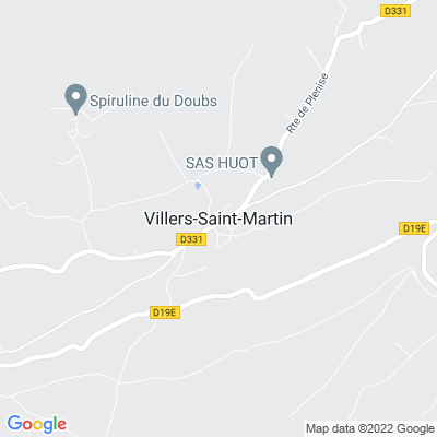 bed and breakfast Villers-Saint-Martin