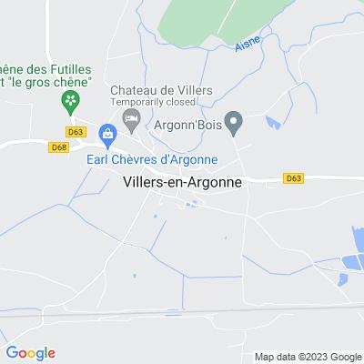 bed and breakfast Villers-en-Argonne