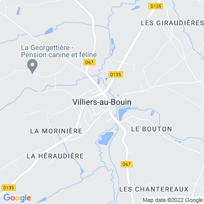 bed and breakfast Villiers-au-Bouin