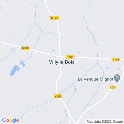 bed and breakfast Villy-le-Bois