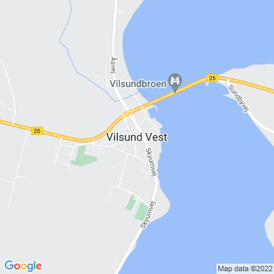 bed and breakfast Vilsund Vest
