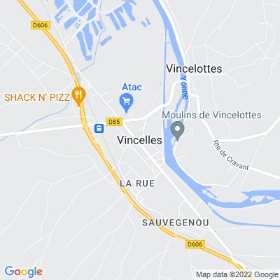 bed and breakfast Vincelles