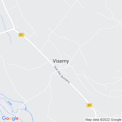 bed and breakfast Viserny