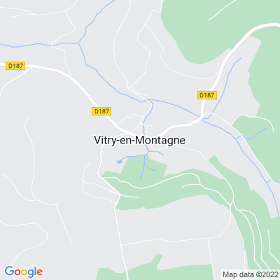 bed and breakfast Vitry-en-Montagne
