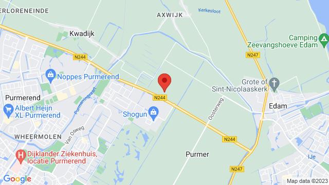 Van+Mossel+Citro%C3%ABn+Purmerend op Google Maps
