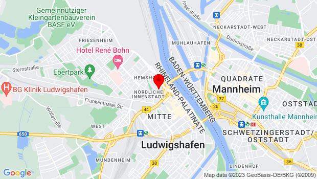 Dr. Katz & Partner, Kieferorthopädische Gemeinschaftspraxis, Von-der-Tann-Str. 18, 67063 Ludwigshafen