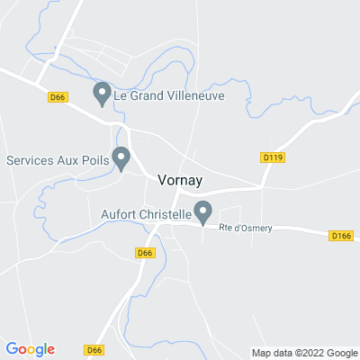 bed and breakfast Vornay