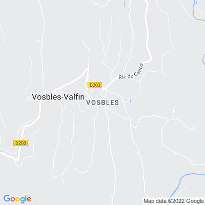 bed and breakfast Vosbles