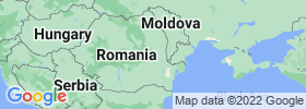 Vrancea map