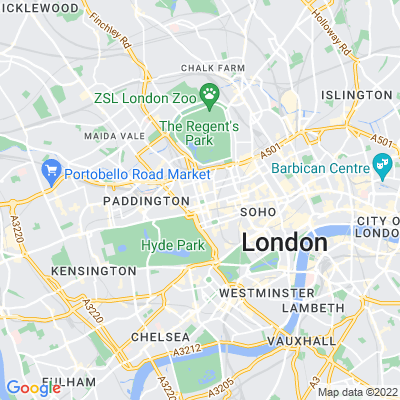 Portman Square, Marylebone Location