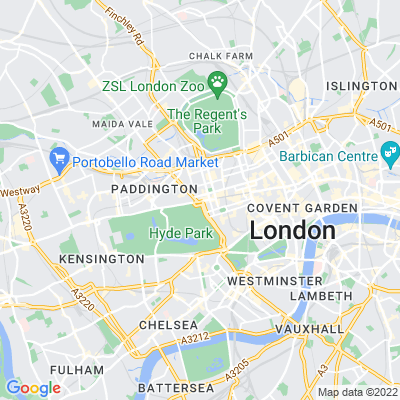 Marble Arch Location