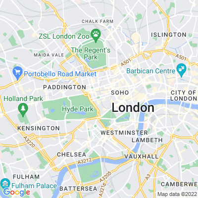 Grosvenor Square Location