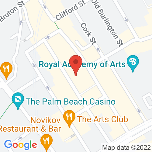 Google Map of Sandra Cronan Ltd