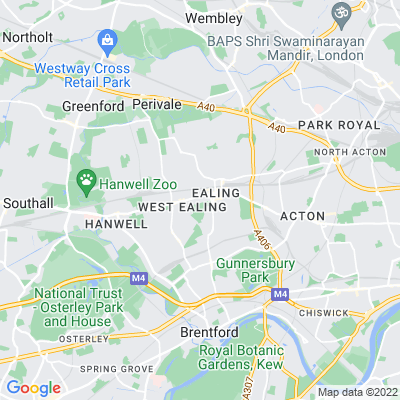 Walpole Park Location