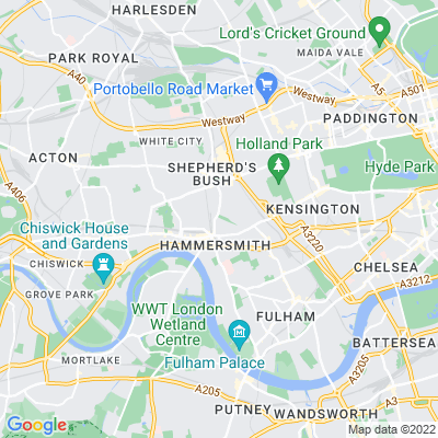 Brook Green Location