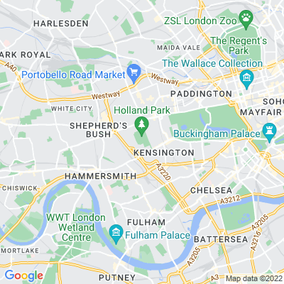 Holland Park Location