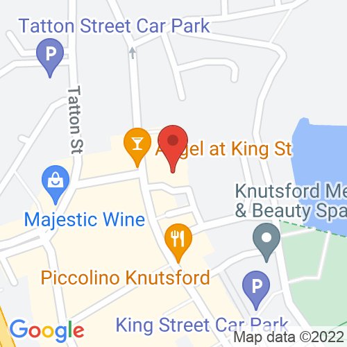 Google Map of Holly Johnson Antiques