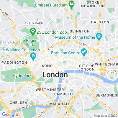 Bloomsbury Square Location